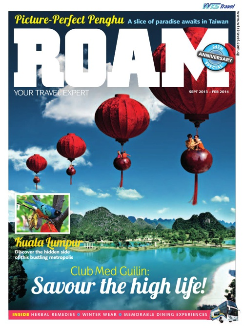 Roam Issue SEPT 2013