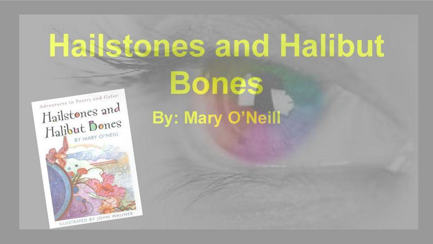 Hailstones and Halibuts