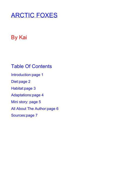 KaiTschangsNonFictionBook