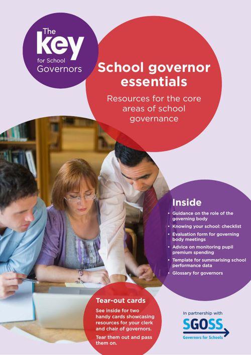 School governor essentials