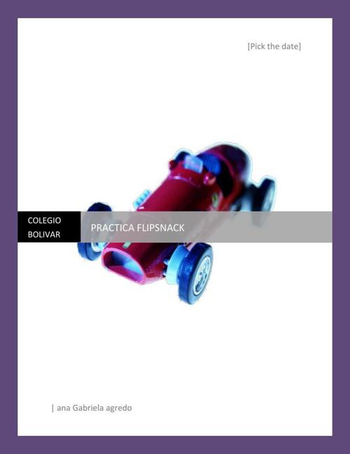 flipsnack PDF