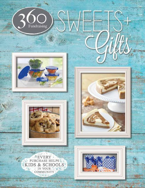 360 Fundraising Sweets & Gifts Catalog