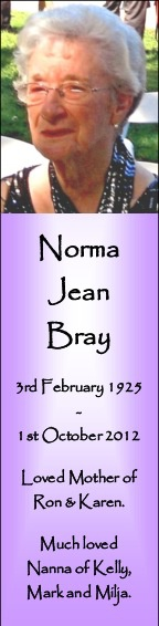 Norma Bray Sample 3