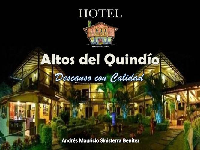 Copy of Altos del Quindío