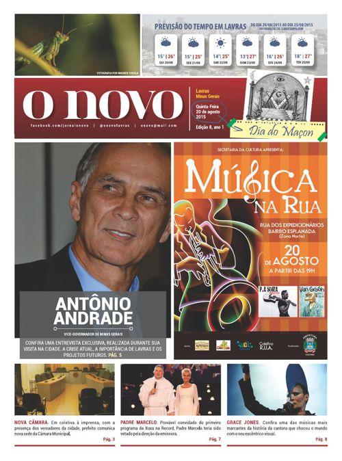 Jornal O NOVO - 08
