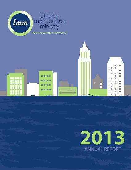 LMM 2013 Annual Report