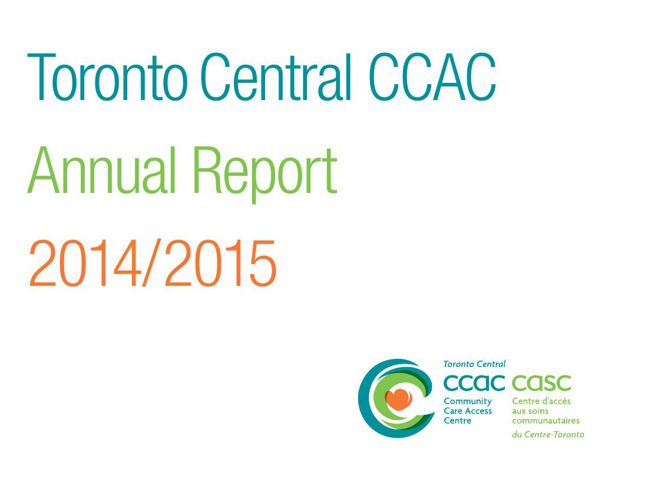 TC CCAC ANNUAL REPORT