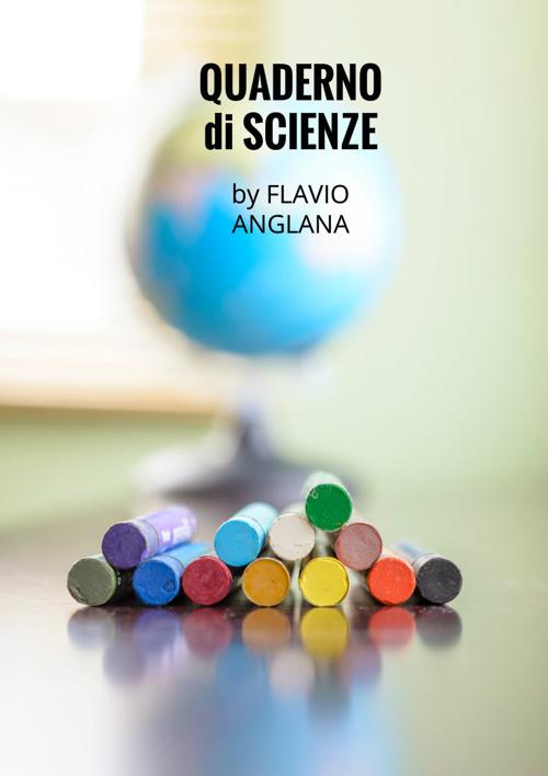 Quaderno di scienze ANGLANA