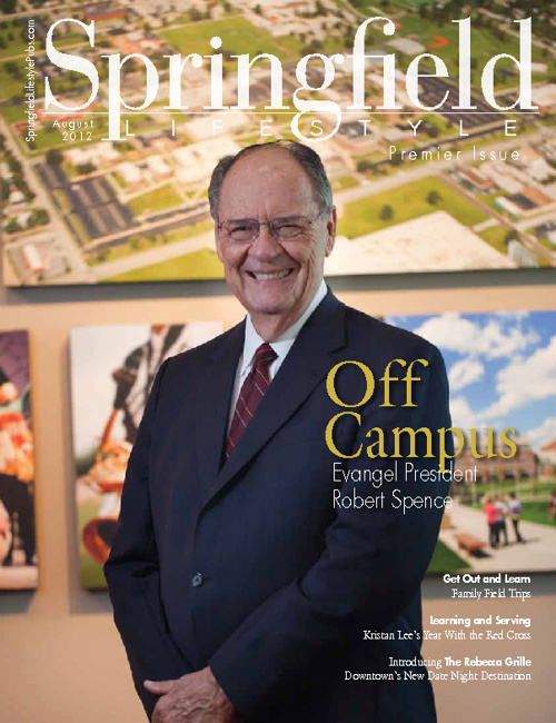 Springfield Lifestyle August 2012