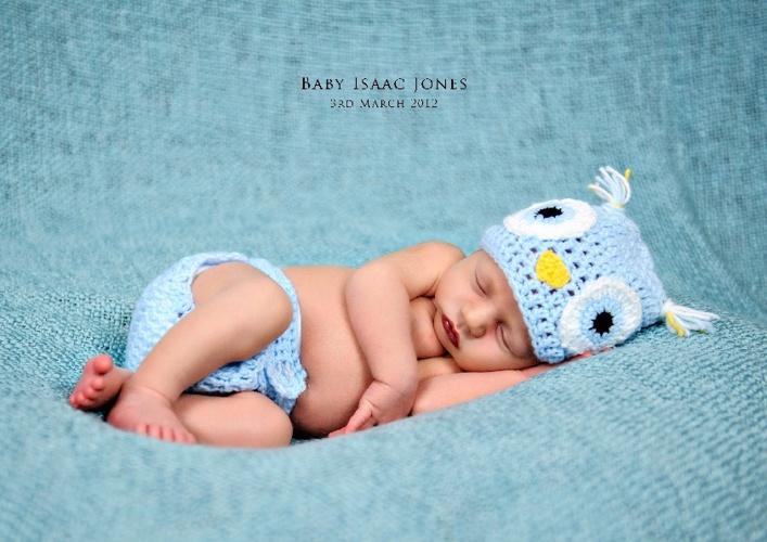 Baby Isaac Album