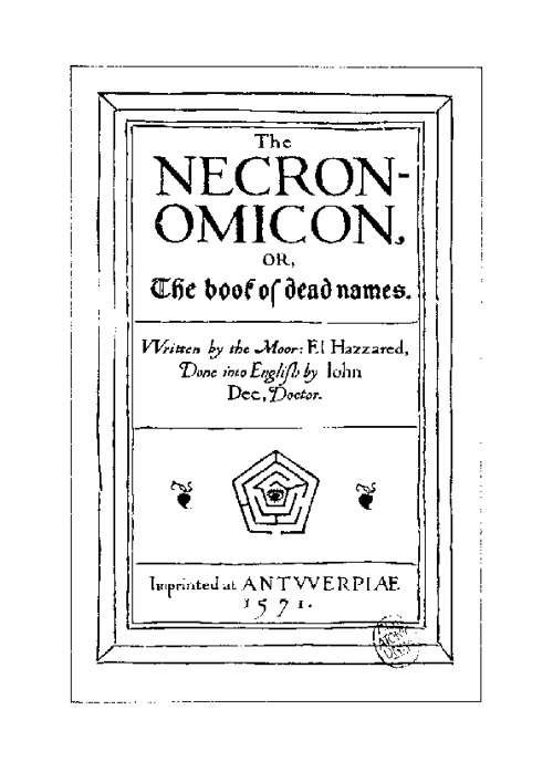 Necro-Nomicon