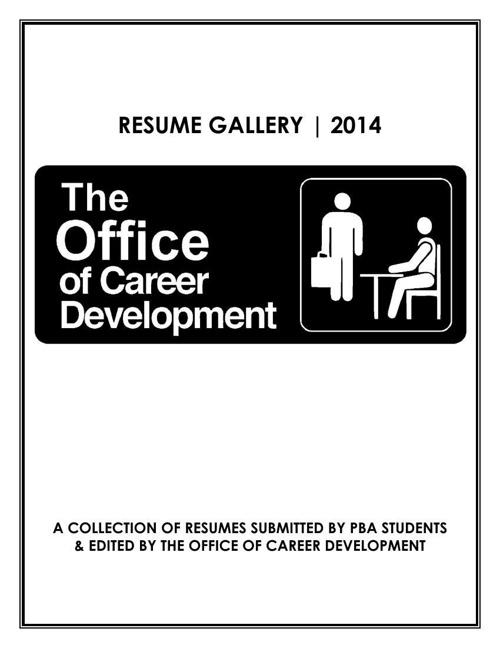 Resume Gallery