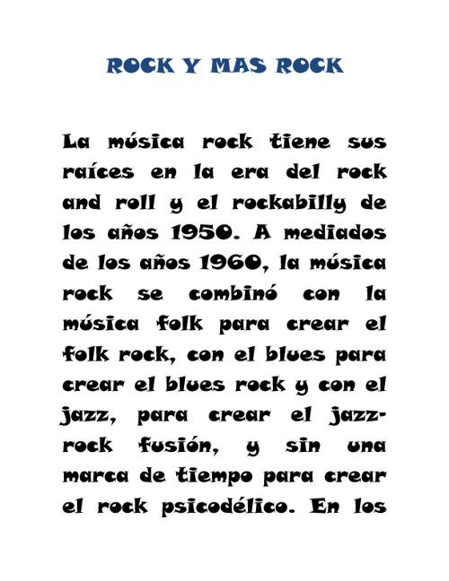 MAS HISTORIA DEL ROCK