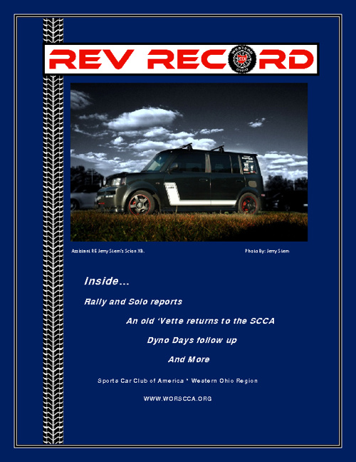 June 2012 Rev Record