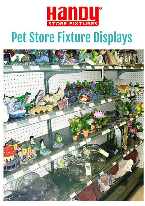 Pet Store Shelving Guide