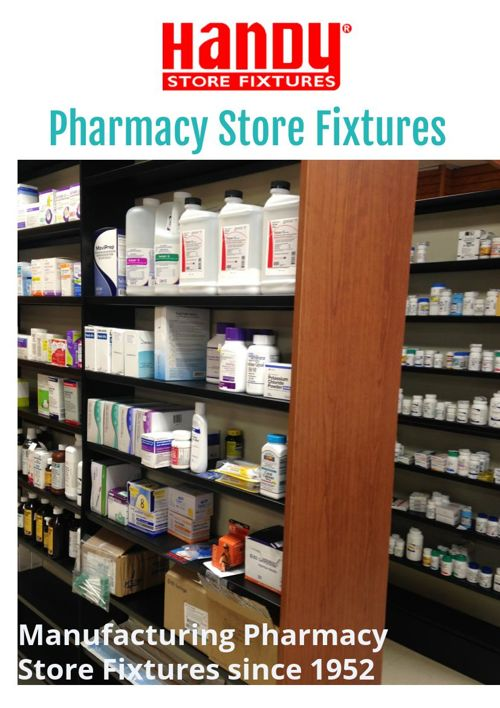 Pharmacy Store Fixtures Guide