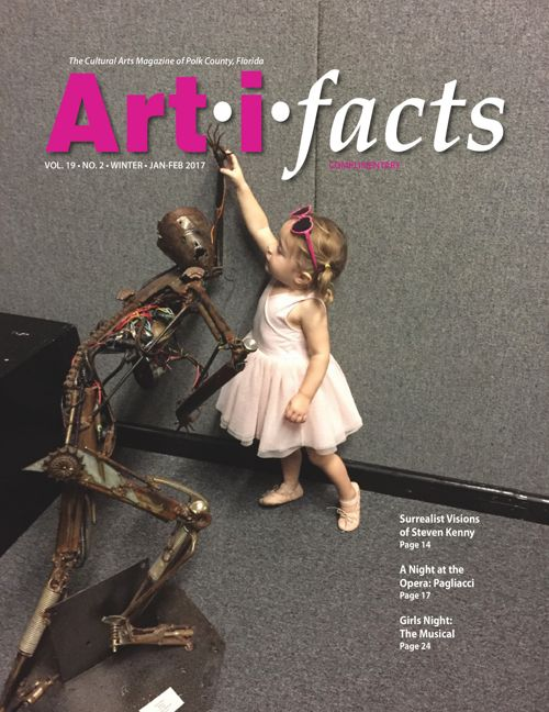 Art-i-facts Jan-Feb (Winter) 2017