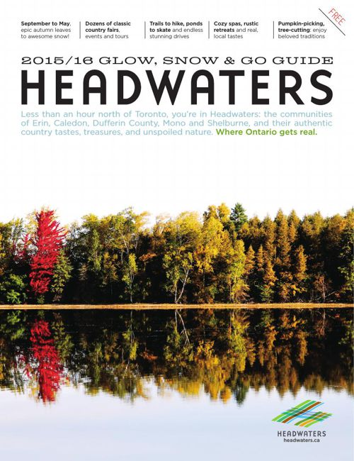 Headwaters 2015/16 Glow, Snow & Go Guide