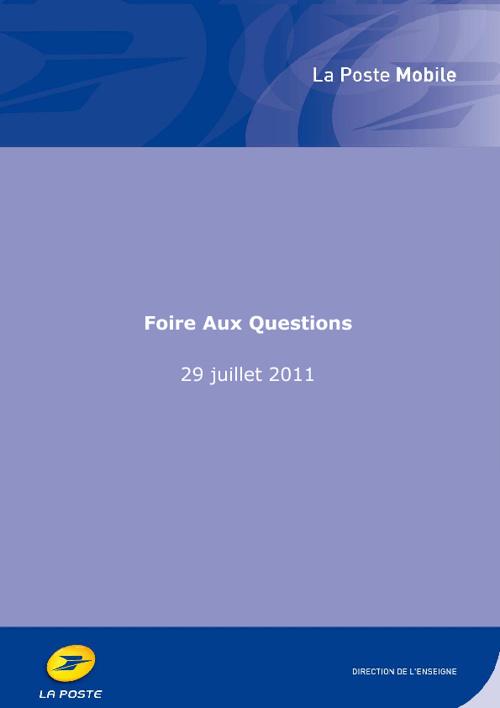 FAQ LPM du 29-07