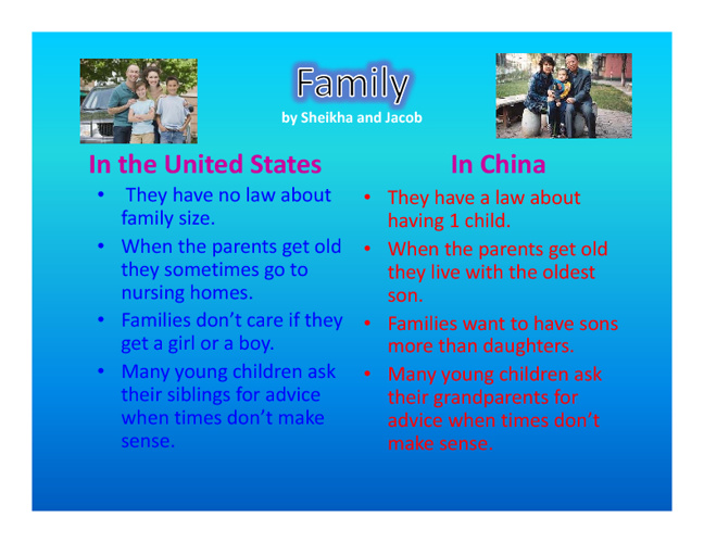 Mrs. Buchman's Curriculum Resource China Project