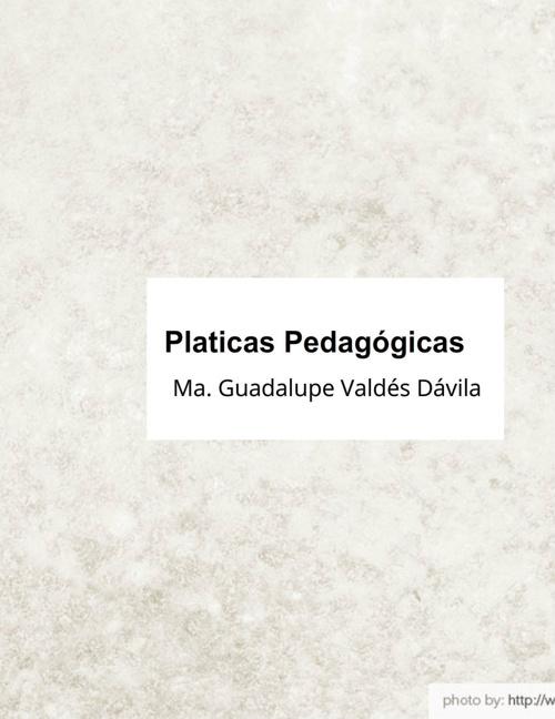 Copy (2) of Platicas Pedagógicas