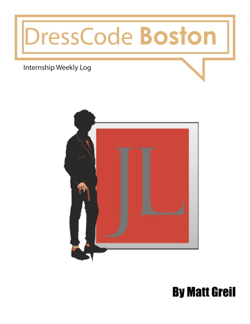 Matt Greil Internship Guide DressCode Boston
