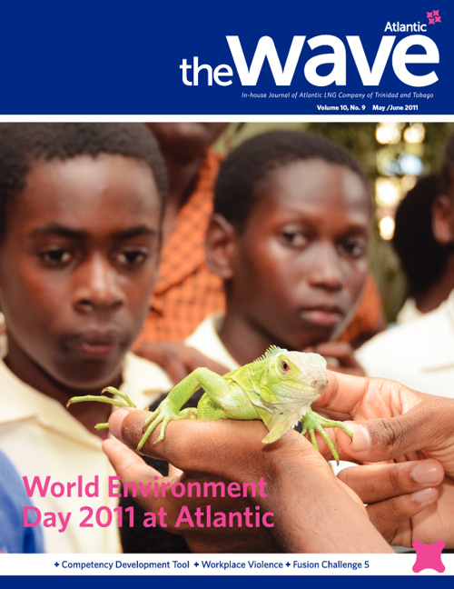 Atlantic Wave - Volume 10, No.9 May/June 2011