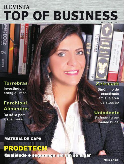 Revista Top Of Business 34