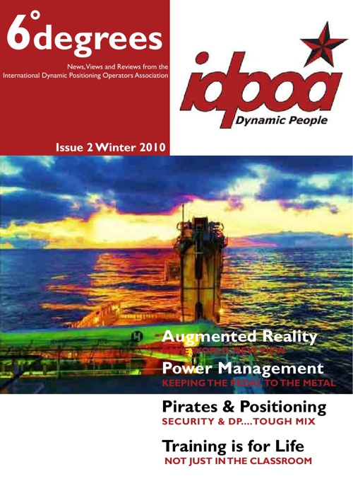 IDPOA 6degrees Issue 2 Winter 2010