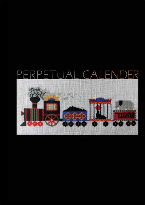 PERPETUAL CALENDER BOOK