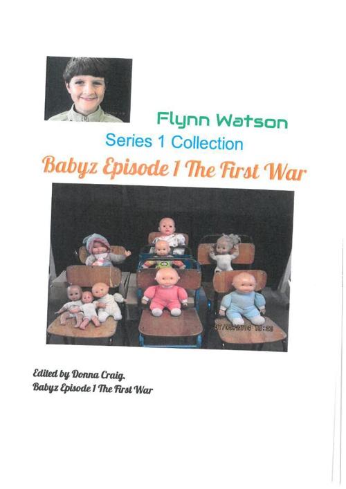 FLynn practise book!