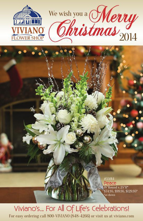 Viviano's Christmas 2014 Catalog