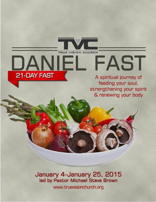 TVC's Daniel Fast 2015