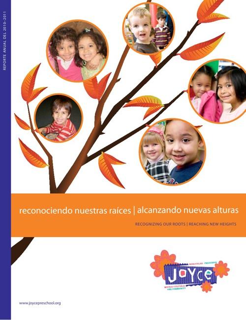 Preescolar Joyce - 2010-11 Reporte Anual