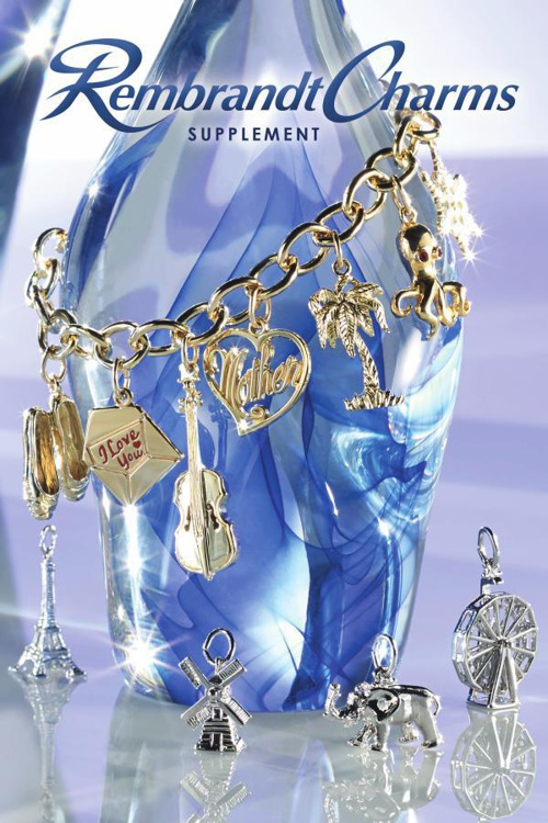 Rembrandt Charms - New