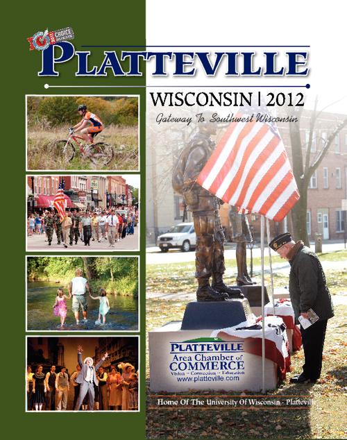 2012 Platteville Guide