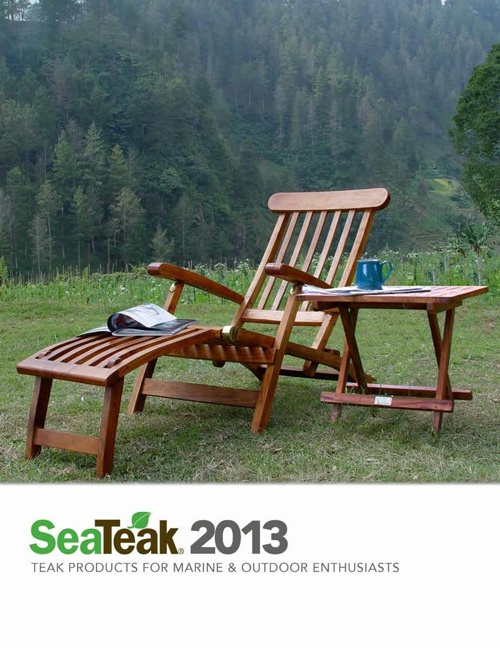 SeaTeak 2013 Catalog