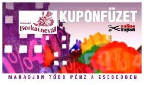 Debrecen kuponfüzet