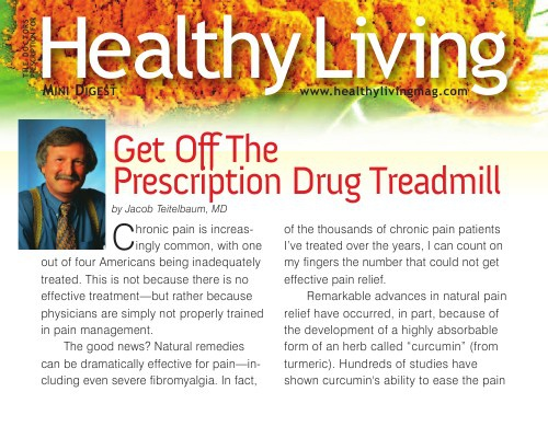 Healthy Living Digest--Special Anti-inflammatory Issue