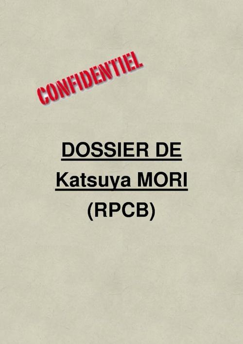 Dossier Katsuya