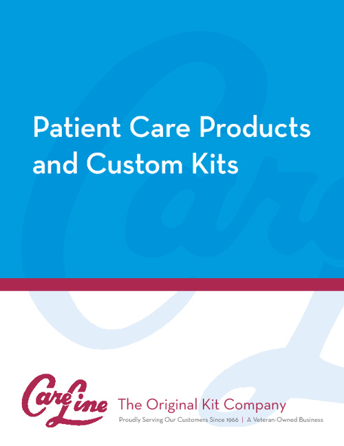 Care Line Inc: Product Brochure