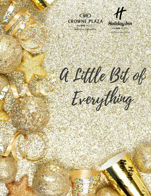 Festive Season 2017: A Little Bit of Everything