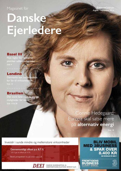 Magasinet For Danske Ejerledere #2