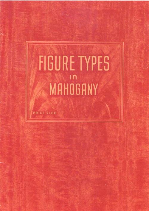 Copy of Mahogany association Plate Book