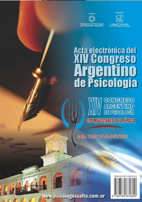 Congreso Argentino de Psicología