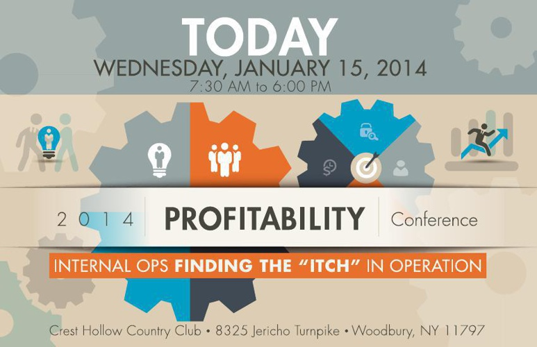 2014 Profitability Conference Booklet