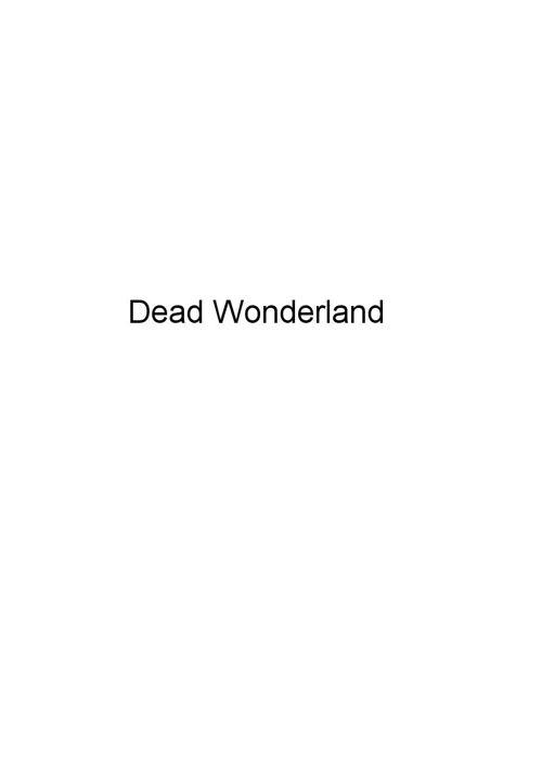 Dead Wonderland