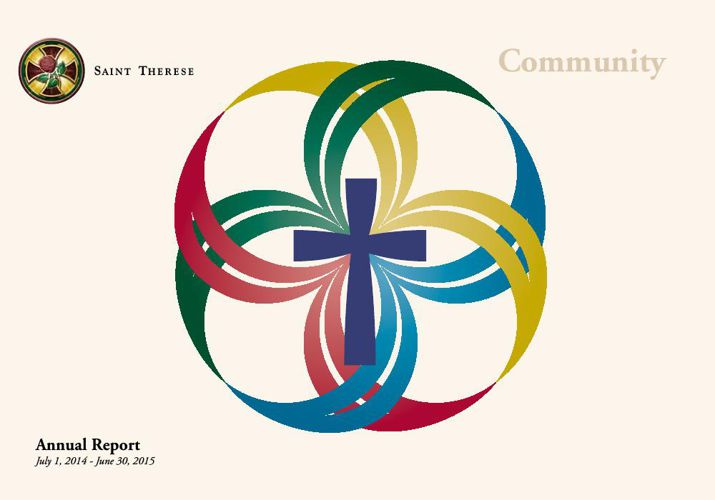Saint Therese 2014 - 2015 Annual Report