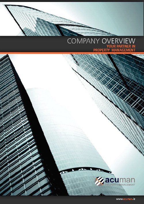 Acuman Property Management Brochure