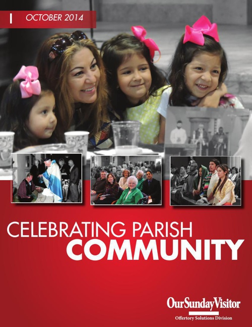 St. Ann Catholic Parish: Celebrating Parish Community